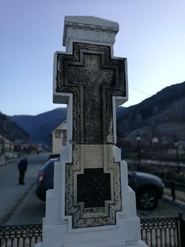 crucea generalului