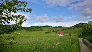 Troiţa din Valea Mînăstirii